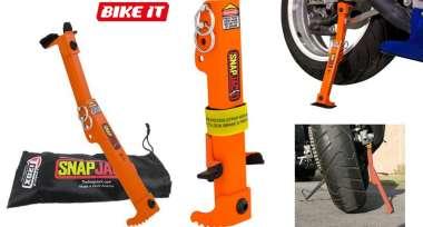 Přenosný zvedák zadního kola Bike It Snap Jack V2