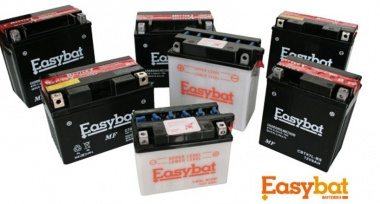 NOVINKA: Baterie Easybat skladem!
