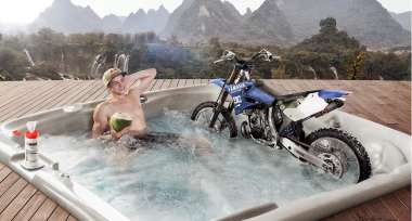 Pečujte správně o svoji motorku a výbavu