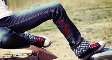 Zásilka jeans Rusty Pistons skladem