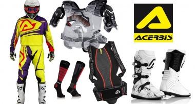 Naskladněna 2. zásilka motokrosové kolekce ACERBIS 2016