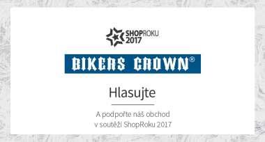 Podpořte Bikers Crown v soutěži ShopRoku 2017