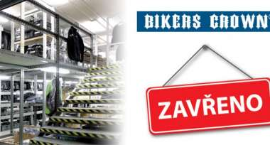 POZOR! Inventury v Bikers Crown