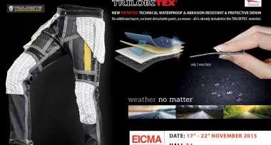 TRILOBITE rovněž na výstavě EICMA 2015