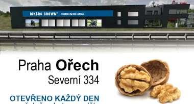 Navštivte naši novou prodejnu v Praze Ořech