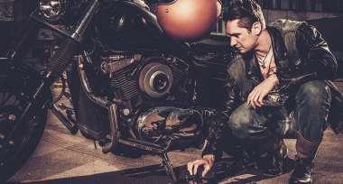 Připrav si motorku na sezónu