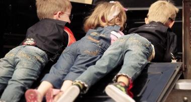 Dětské jeans Rusty Pistons - skladem!