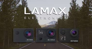 Akční kamery Lamax