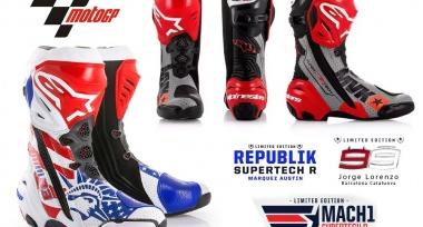 Repliky bot jezdců MotoGP skladem!