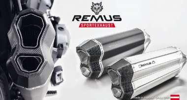 Výfuky Remus, opravdu jde jen o frajeřinu?