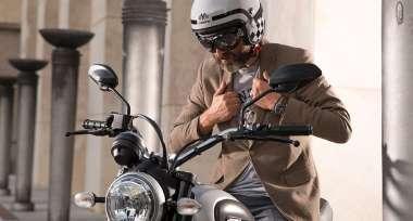 Jezdíte do zaměstnání na motorce?