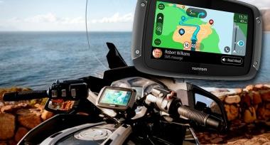Navigace TomTom Rider 550 World SKLADEM!