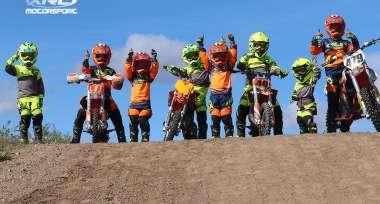 Kompletní dětská motokrosová výbava XRC v prodeji!
