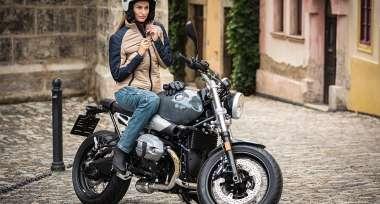 Kompletní výbava pro všechny motorkářky