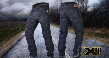 Celosezónní jeans Trilobite Probut X-factor