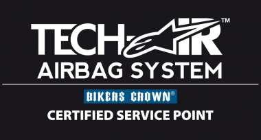 Certifikovaný servis airbagu Alpinestars Tech-Air®